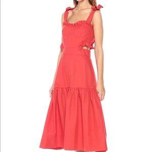 Rebecca Taylor Midi Dress!